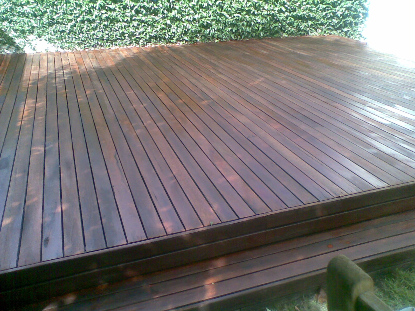 Pictures Of Dark Wood Decking Stain